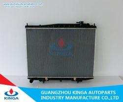 Caixa de velocidades automática D22um auto do radiador de refrigeração do Núcleo de alumínio para a Nissan