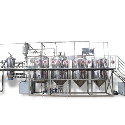 판매를 위한 조잡한 면화씨 땅콩 기름 정련소