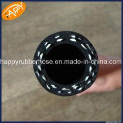 SAE100 R3/двойной оптоволоконный обрезиненные оплеткой шланга гидравлического масла