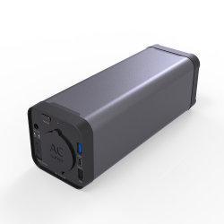 Fiche mâle USA FCC 110V/220V AC Sortie Charge Pd Portable Banque d'alimentation multi fonction