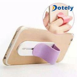 Plegable UNIVERSAL Adhesivo soporte para teléfono móvil de soporte de montaje de anillo de dedo agarre