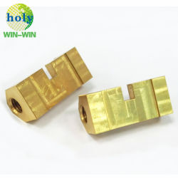 Le parti meccaniche di alto livello personalizzano i segni d'ottone di CNC per via le illustrazioni