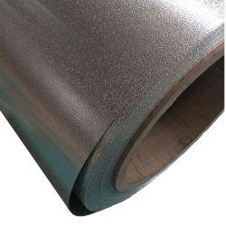 Feuille en aluminium gaufré en stuc orange Style Peel 1050 1060 H14 H24
