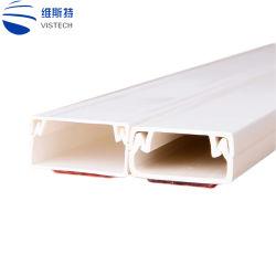 전기 케이블 트렁킹 에어컨 PVC 도관 대형 플라스틱 트렁크