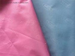 200d Polyester geprägtes Oxford Gewebe für Futter des Gepäcks/des Beutels