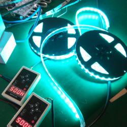 5M 5050 SMD Bande LED RVB Set complet étanche, bande de lumière à LED avec 44 touches et le pilote de contrôleur de LED