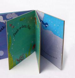 Placa de crianças tampa rígida do Catálogo de endereços em tinta de boa qualidade