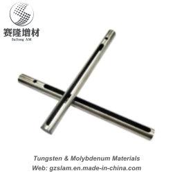 La masse Titanium-Zirconium-molybdène Finition bielles du tube de tuyau