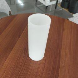 Diâmetro pequeno do lado único tubos tubo plástico de embalagem núcleo branco para o rolo de filme e rolo de fita de embalagem e de redução
