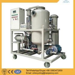 Huile de lubrification de la machine de recyclage des déchets du filtre de traitement de l'huile