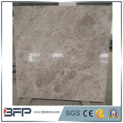 China Marble Cinzento Claro Net para dentro e fora do revestimento de paredes/Fachada