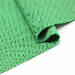 Tejido de poliéster tejido de malla tejido piqué tela Polo T-Shirt tejido