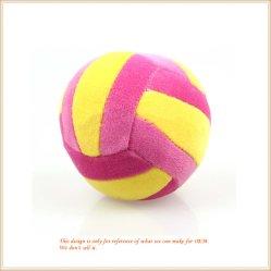 Alta qualità del cuscino dell'ammortizzatore farcita sfere variopinte di pallavolo della peluche