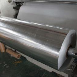 防水機能の100%の環境に優しいアルミニウムで処理された編まれたファブリック