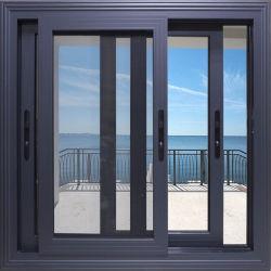 2019 Новая конструкция из алюминия окна Дома раздвижных окон