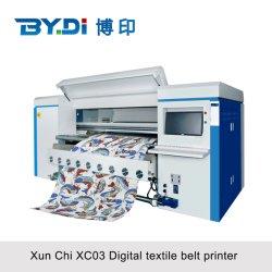 Textile numérique imprimante avec la couleur d'encre dix couleurs choisissez