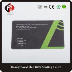 Professionnel de la fabrication de plastique ultra-léger RFID MIFARE Cchip Smart VIP Hotel Carte de porte avec la bande de signature