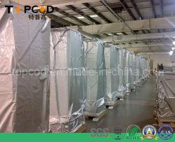 3D de forme cubique l'humidité du papier aluminium sac d'emballage pour la maison appareils/équipements à grande échelle