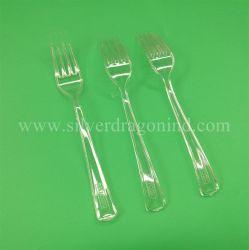 Высокое качество PS пластиковых одноразовых столовых приборов для вилочного захвата