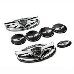 Emblemi automatici del circuito di collegamento del distintivo della griglia dell'automobile per genesi della Hyundai