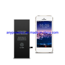 De diepe Mobiele Telefoon Cellphone van de Batterij van het Polymeer van het Lithium van de Batterij Lipo van Li van de Cyclus Ionen Navulbare Ionen de Slimme Batterijen 3.7V 1560mAh van de Telefoon voor iPhone van de Appel 5s