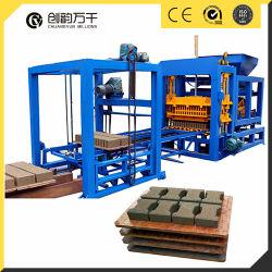 qt 4-15 دليل الضغط الهيدروليكي، يطير كتلة خرسانية الرماد و صناعة كتل الطوب الصلب