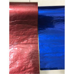 طبقة من الألومنيوم ذاتية اللصق طبقة من الألومنيوم سطح الأسطوانة شريط مضاد للتقن المنتجات