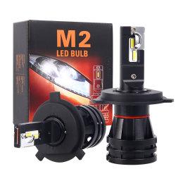 2PC van de Mini Lichte H7 LEIDENE van m2 Koplamp van de LEIDENE van de Bol van de Koplamp Lampen van Canbus H4 H8 H13 Hb3 Hb4 9007 de 9012 LEIDENE 6000K Auto12V 24V Auto