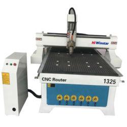 Cnc-Fräser-Maschinen-kleines Holz 1325, das Maschine für Möbel prägt und schnitzt