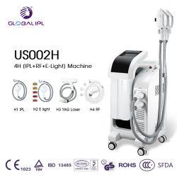 4 в 1 многофункциональных E-Light, IPL, РЧ YAG красоты оборудование нам002h