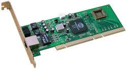 Сетевой карты ЕК-640Т