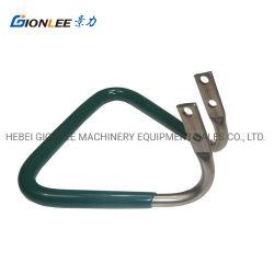 Verbiegen/Ausschnitt-kundenspezifisches Stahlgefäß-Edelstahl-Schweißens-Rohr