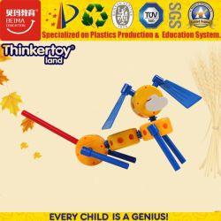 Thinkertoy 새로운 코난 동물 재미있는 플라스틱 빌딩 블록 장난감