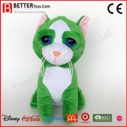 Дешевые подарок для продвижения фаршированные шикарные Мягкая игрушка животных Cat