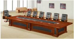 Mesa de madera Muebles de oficina Reunión Mesa de Negociación Comercial
