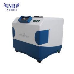 Sistema de análise de imagens de gel para uso laboratorial