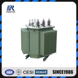 35kv IEC, GB, fuente de alimentación de alta tensión del transformador trifásico