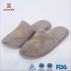 Factory Produce Wasbaar Hotel Slippers, Men Disposable Hotel Eva Slippers