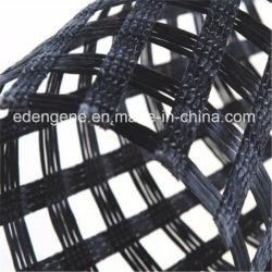 Hochfestes Polyester Geogrid Kurbelgehäuse-Belüftung beschichtet für Schmutz-Verstärkung und Basis-Ausgleichung
