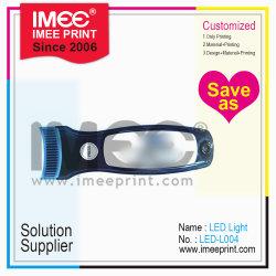 Batteria piccola con pulsante di pressione a catena personalizzata Imee Torcia a LED rimovibile
