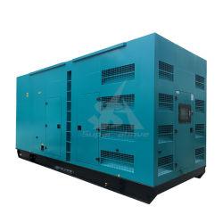 Venta caliente silencioso generador diésel de 300kw para copia de seguridad del hotel
