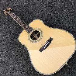 """41"""" Handmade Blackwood D45 Guitarra Acústica Abeto macizo principio D45s acústica dreadnought de la calidad superior de Guitarra eléctrica Guitarra Acústica Folk 41"""""""