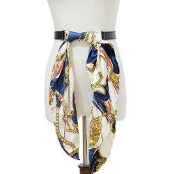 Retro Riem van de Sjaal van de Riem van het Leer van de Luxe voor de Toebehoren van Vrouwen