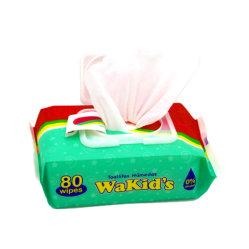 Les produits pour bébés Bébé jetables Lingettes humides de nettoyage humide de papier-tissu non tissé