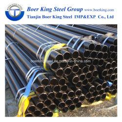 La norme DIN 2448 St35.8 tuyau sans soudure en acier au carbone noir