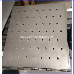 SIC Blokken de van uitstekende kwaliteit van het Carbide van het Silicium in Vuurvaste en Op hoge temperatuur Weerstand (1550C)