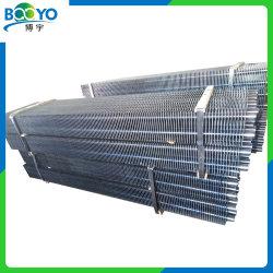 Acciaio al carbonio \ inossidabile \ lega \ tubo alettato di rame di h per lo scambiatore di calore \ economizzatore \ riscaldatori