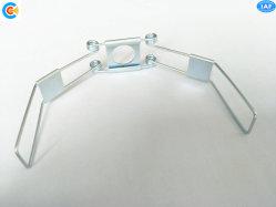 ステンレス鋼は機械電気自動車のオートバイのためのばね01の側面図を描いた