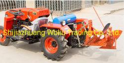 Com efeito multifuncional trator tipo Mini Fazenda, trator de tamanho pequeno, 4 Rodas, 40HP 4WD