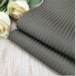 Van Katoenen van de polyester de Stof van de Doek Pocketing van de Visgraat voor de Zakken van de Jeans van het Kledingstuk